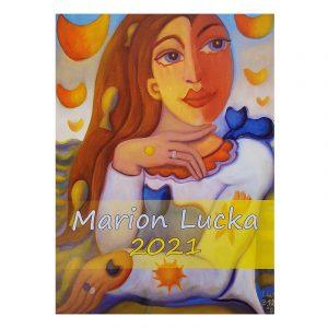 Kalender Lucka 2021 Kunstkalender