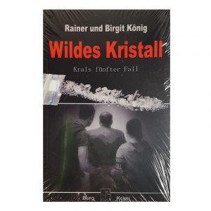 Fichtelgebirge Kriminalroman Krimi Kristall Crystal Drogen Selb Asch Tschechien