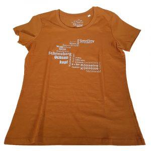 Shirt Kleidung Fichtelgebirge