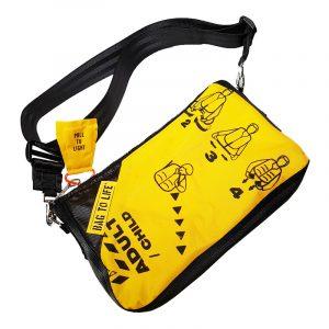 Bag to Life Tasche Follow me Bag Reise Alltag