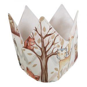 Kind Krone Herbst Prinz Prinzessin